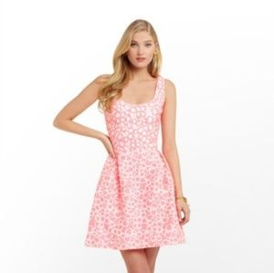 ❤Lilly Pulitzer Fit N Flare Skater Dress